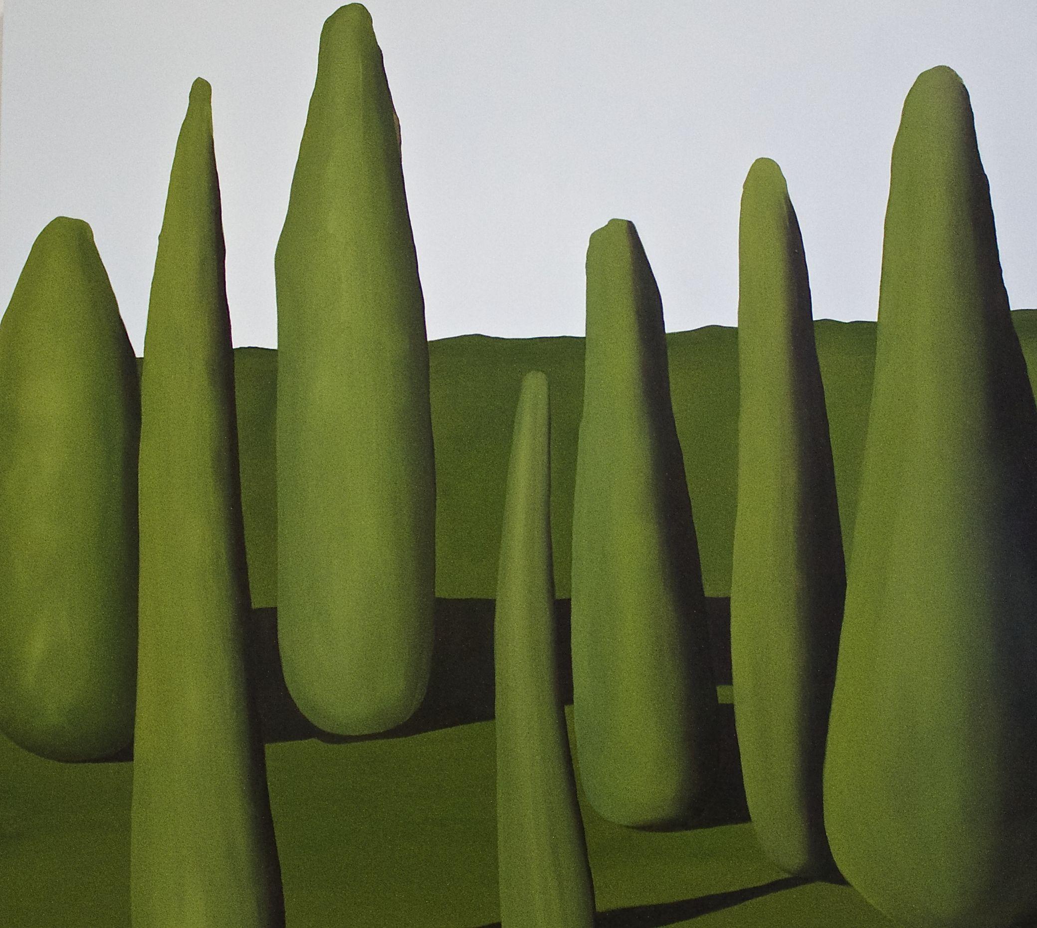 Seven Green Trees (2016) - Covadonga Valdés - Sobrecueva