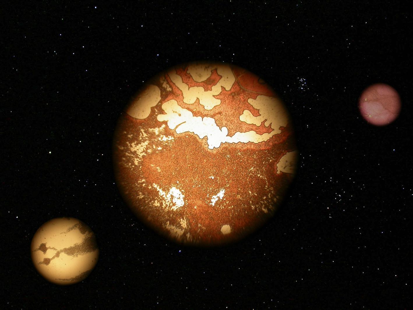Planetas cercanos I