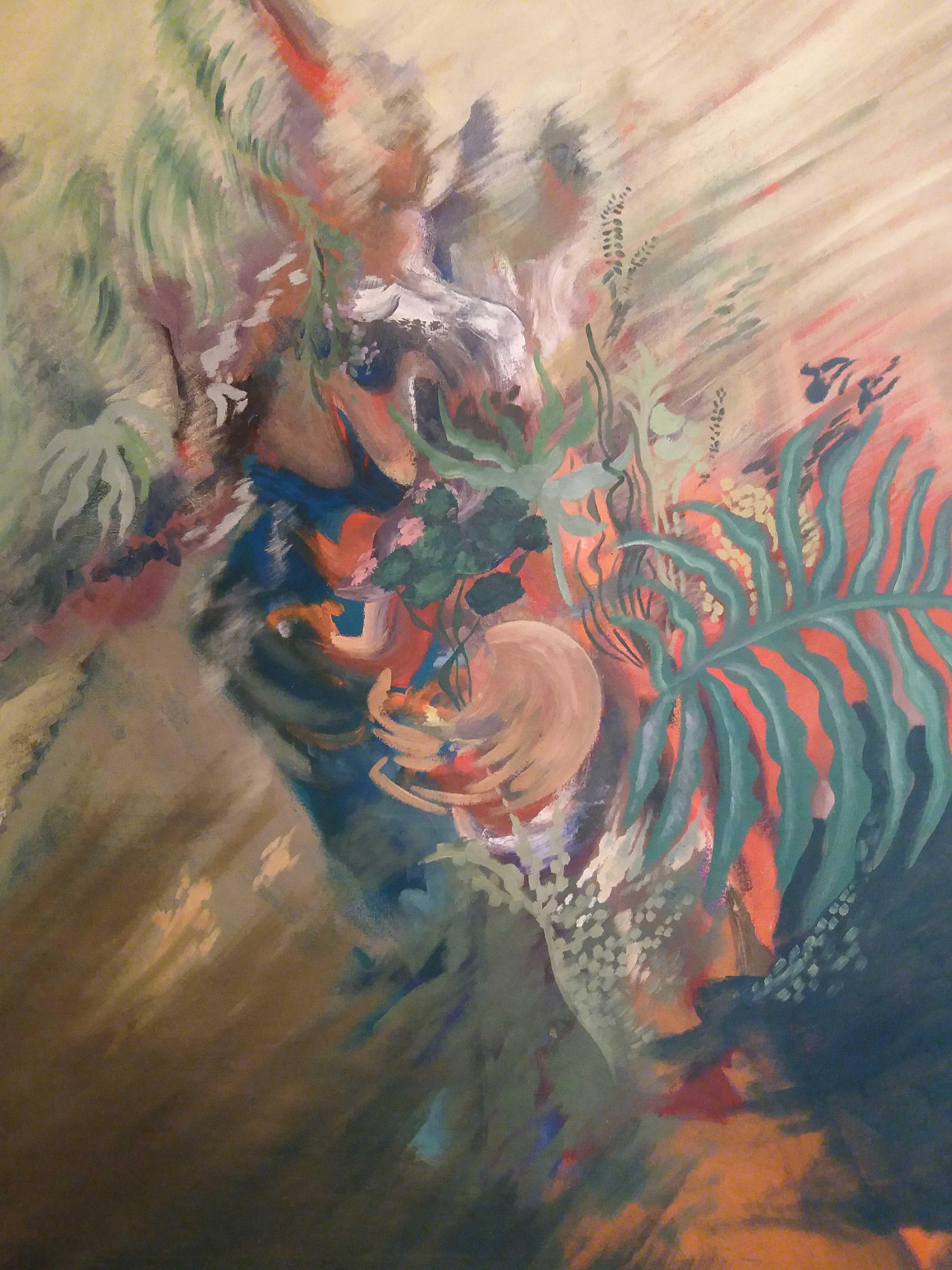 Naturaleza en rebeldia (serie de huracanes) (2010) - Amaia Estornés Zubizarreta