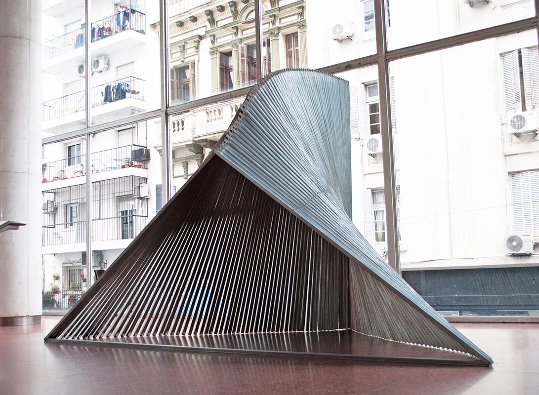 Estructura axial (2018) - Camilo Guinot