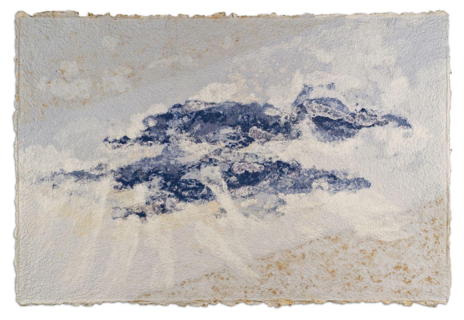 """""""Serie Azul"""" I (2011) - Lidia Paladino"""