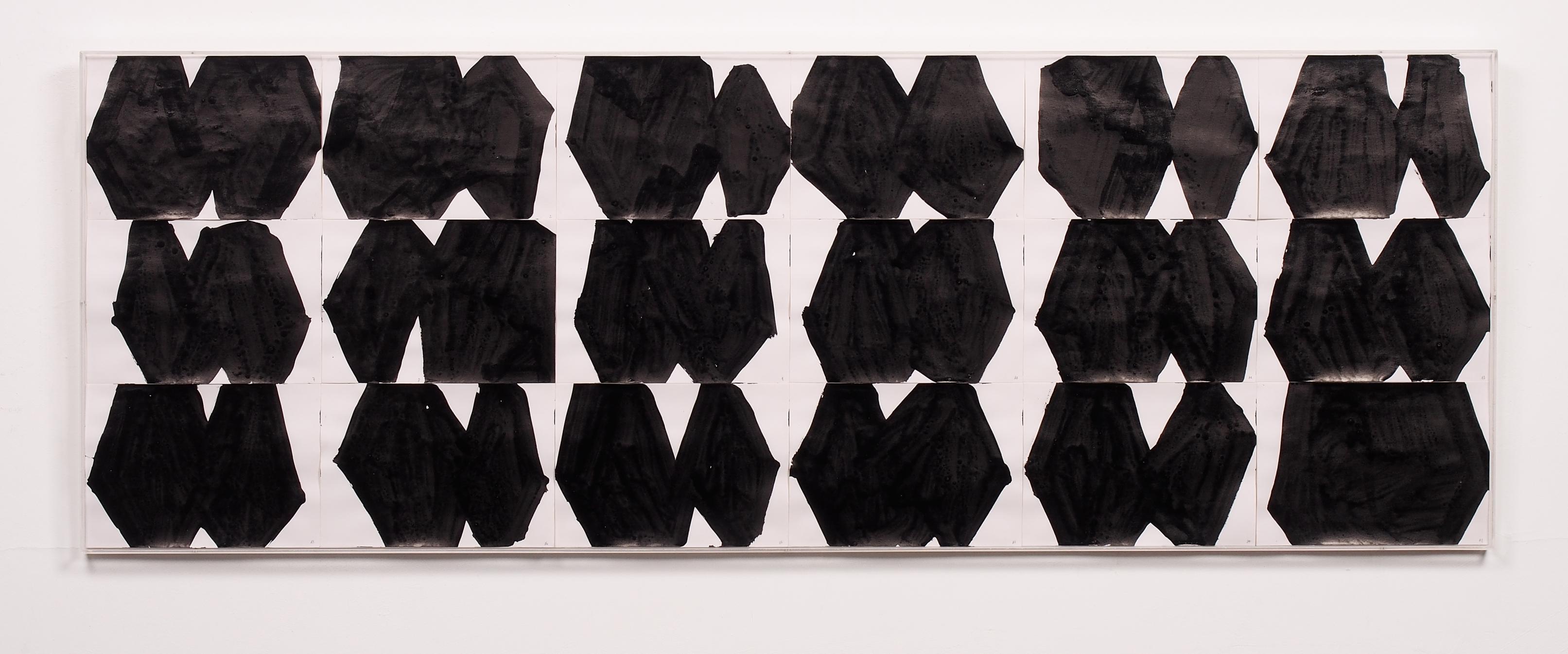 Twin black (2013) - Pep Montoya Hortelano