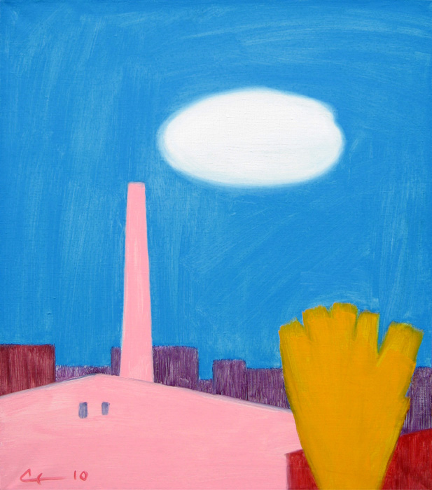 Cloud (2010) - Evgeniy Stasenko