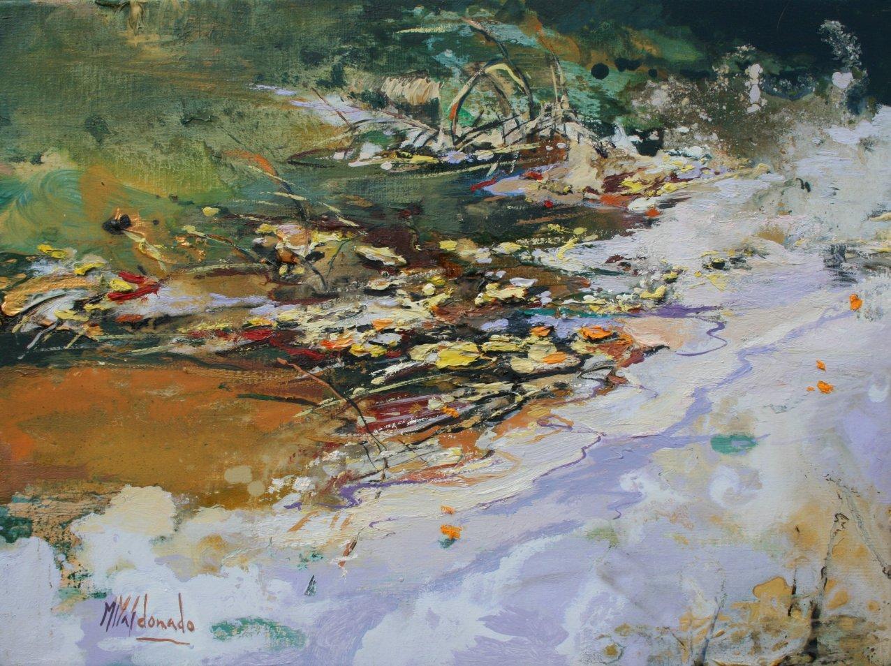 Sobre la superficie III (2020) - Marta Maldonado