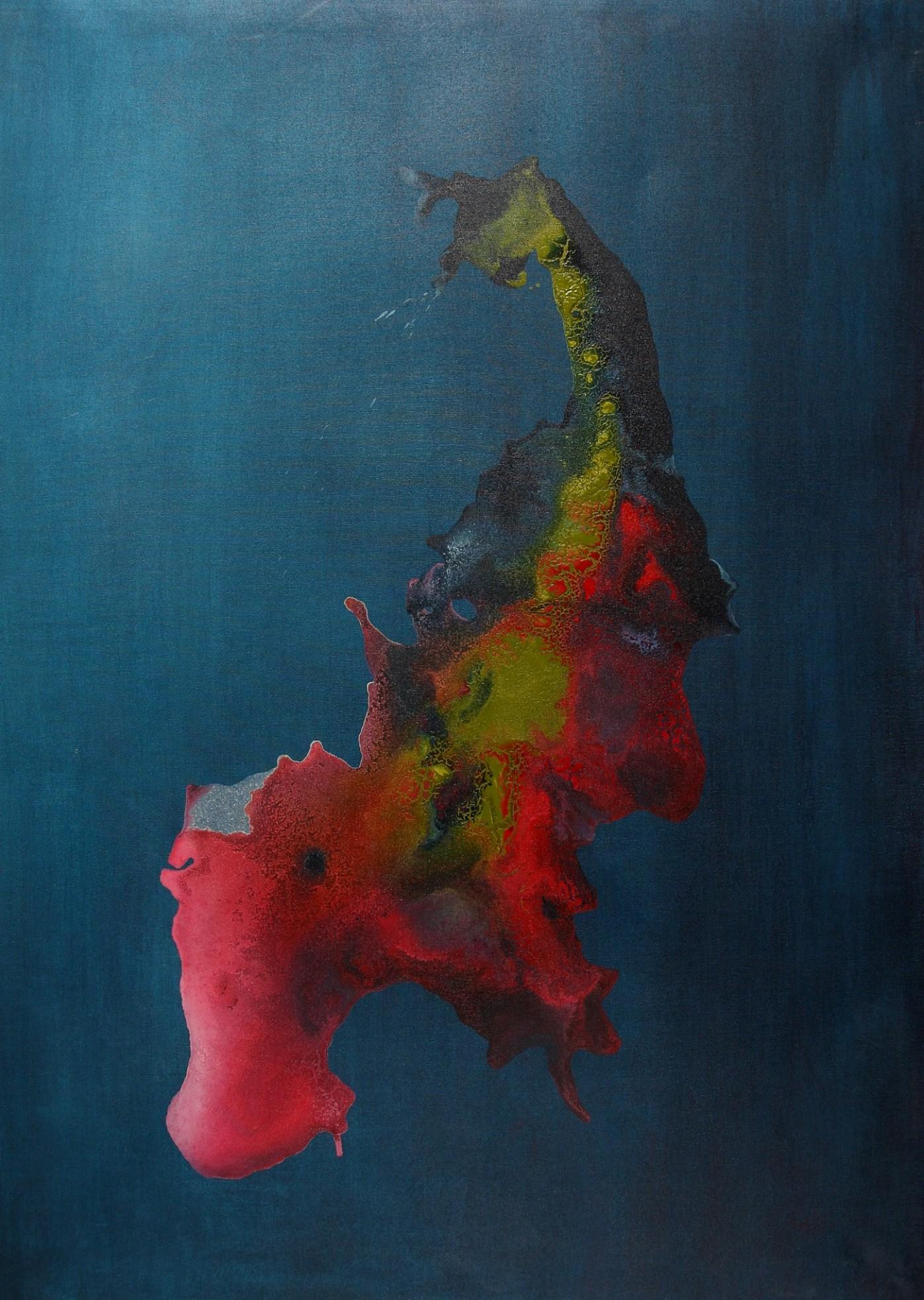 Mi universo es un Arlequin (2008) - bramak Aguilar sigler