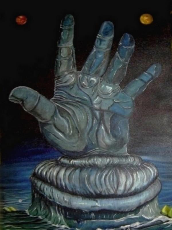 Mão da Arte (2005) - Flávio Evangelista