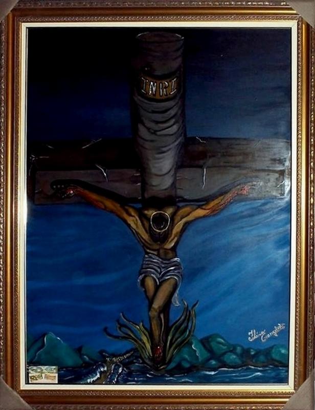 Cristo - A passagem de moisés
