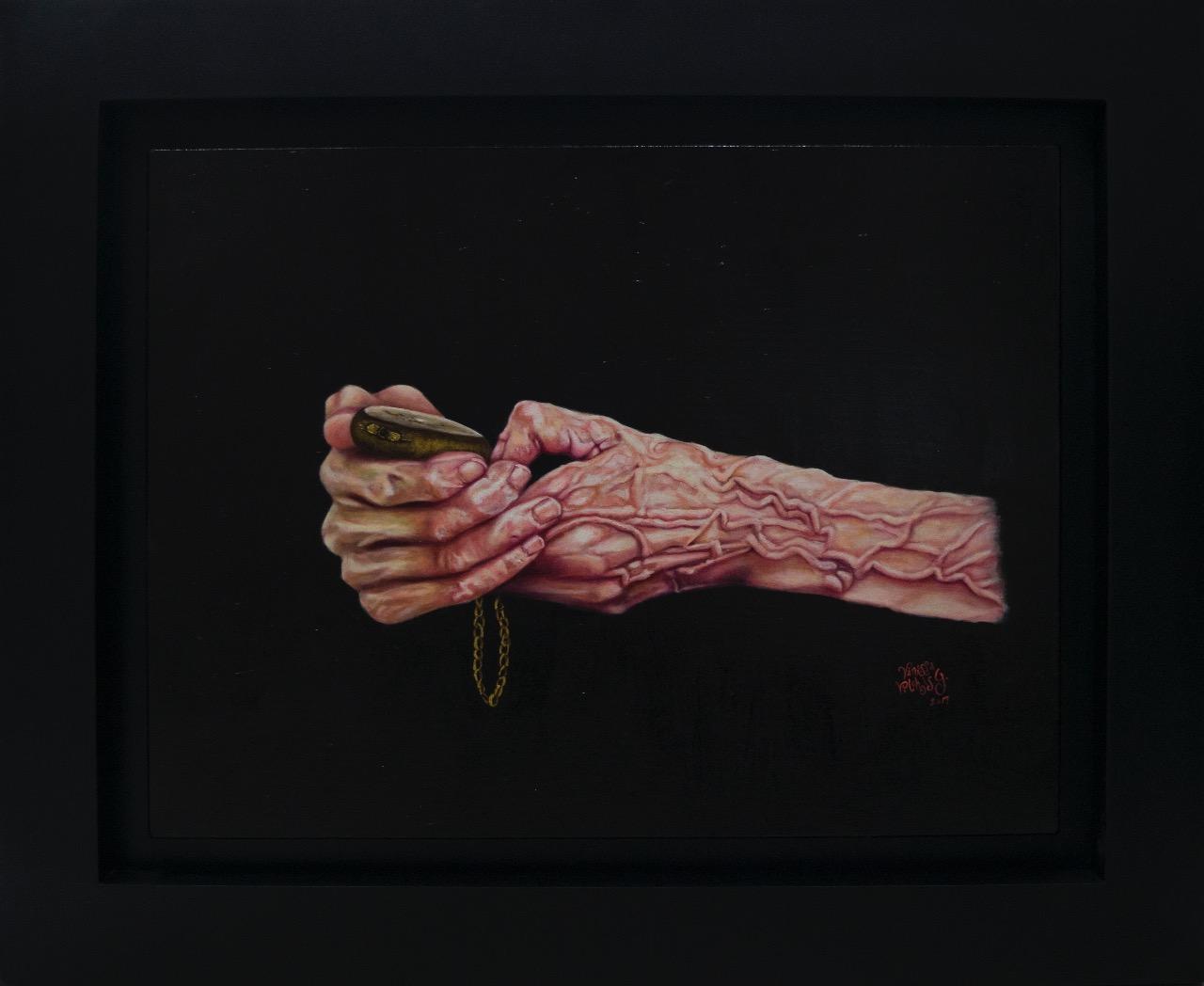 """""""Il tempo nelle mani dell´esperienza"""" (2019) - Vanessa Vilchis - Vane García"""