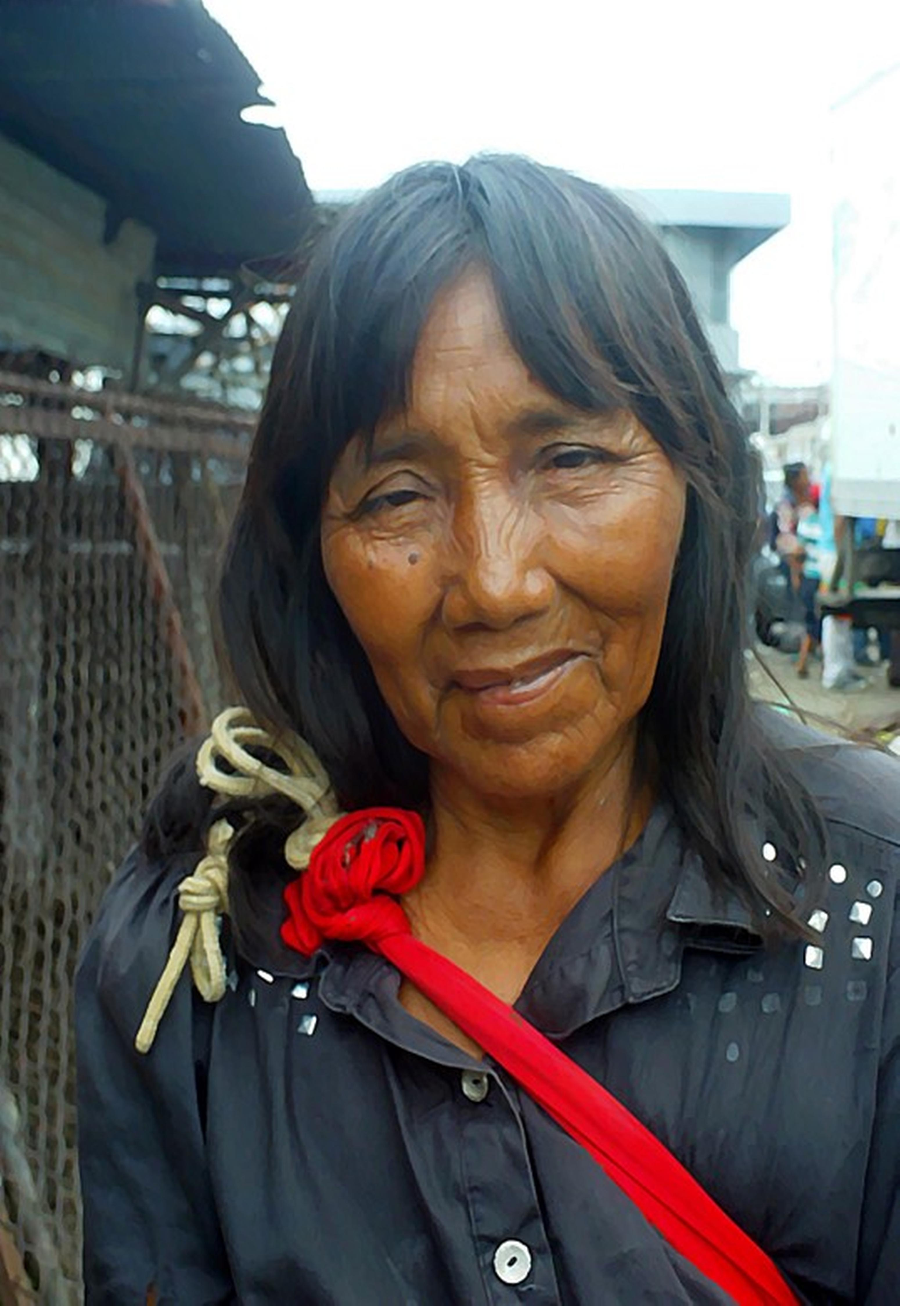 Indígena venezolana (2020) - Liliana Durán Torreyes - Laura Edelstein
