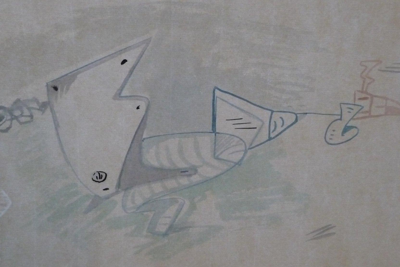 Escena (1980) - Aingeru Pagai López