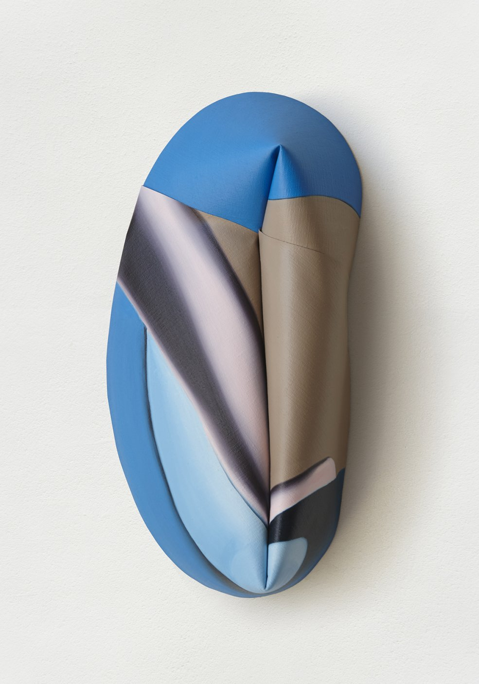 Proper Part of the Whole, Dividing 6 (Seeing Blue) (2016) - Allison Malinsky