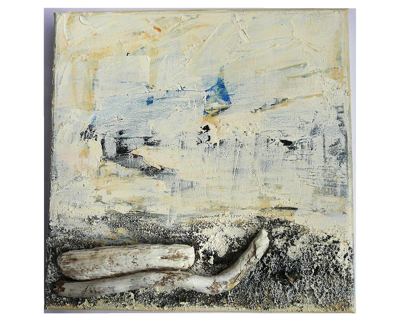 En la orilla II (2019) - Arantzazu Saez de Lafuente Calvo - A. Saez de Lafuente