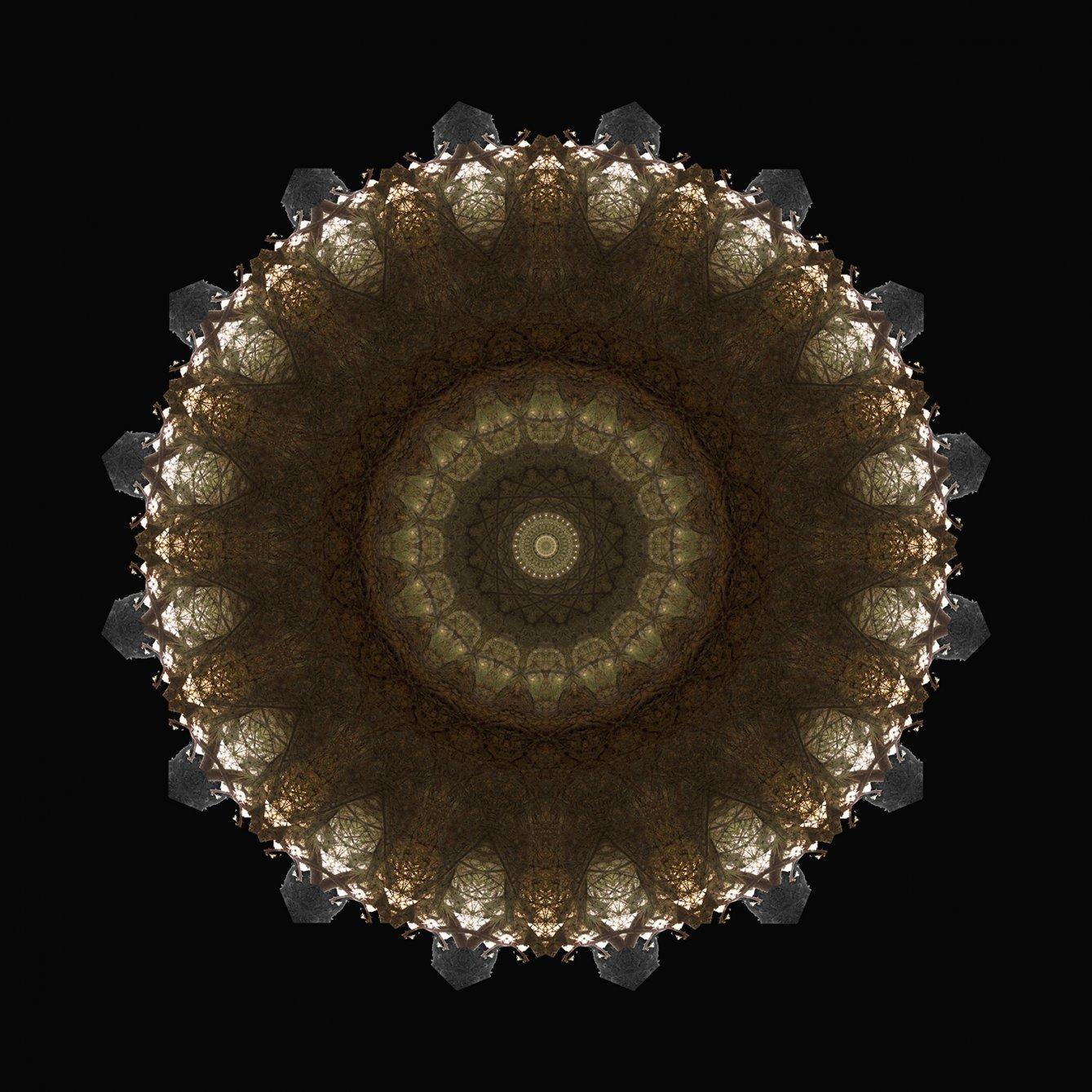 Mandala 9 (2008) - Mariano Miguel Alvarado Cabral - Mariano Alvarado