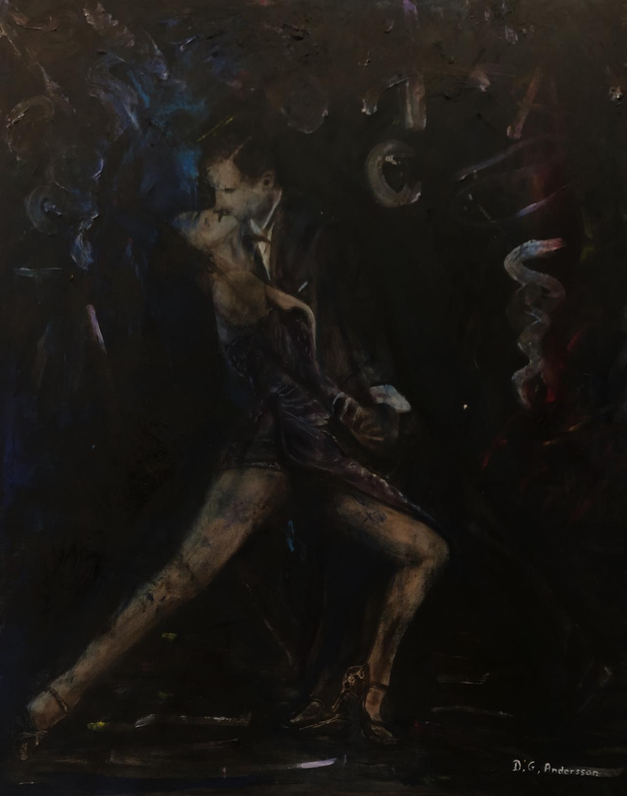 Tango (2018) - Daniel García Andersson - D G Andersson