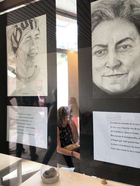 Exposición DONES