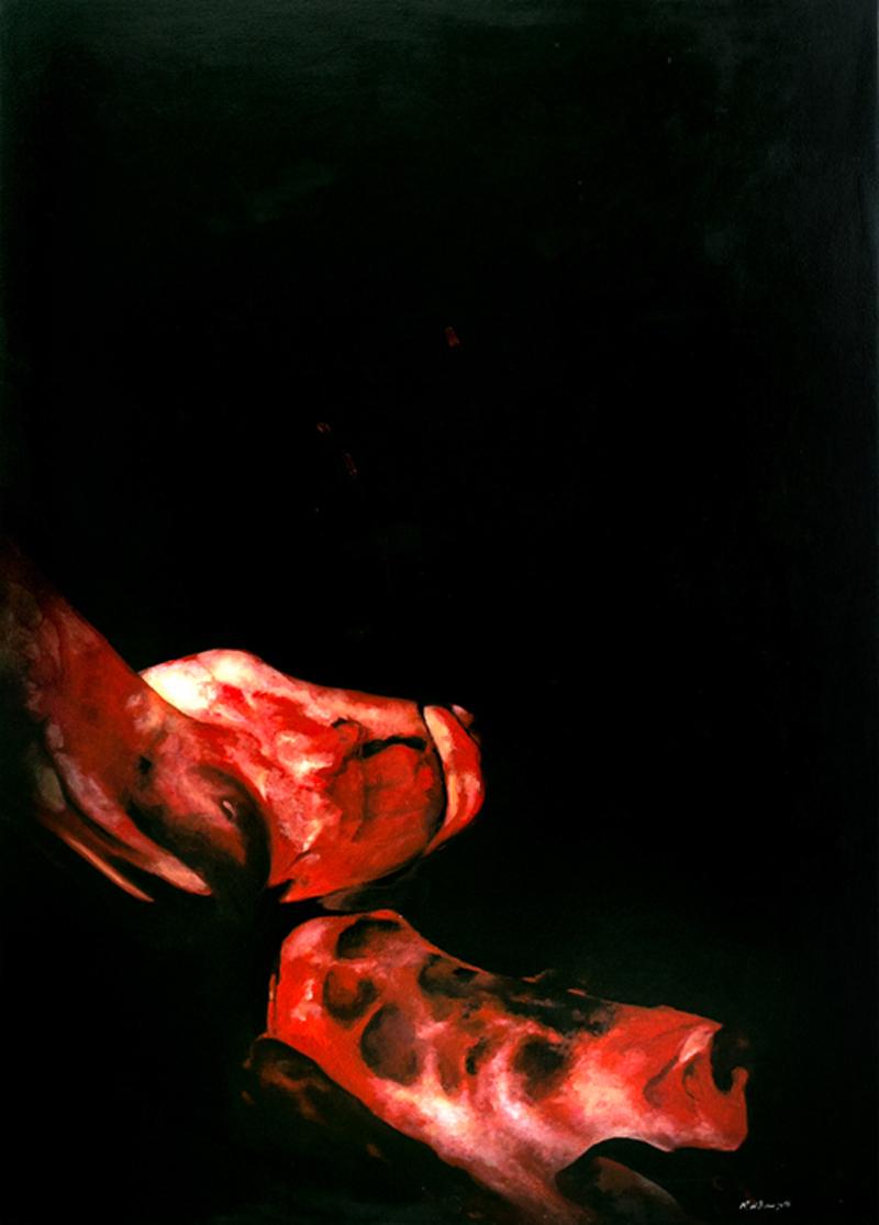 La Pasión y el tormento V (2016) - María José Marco