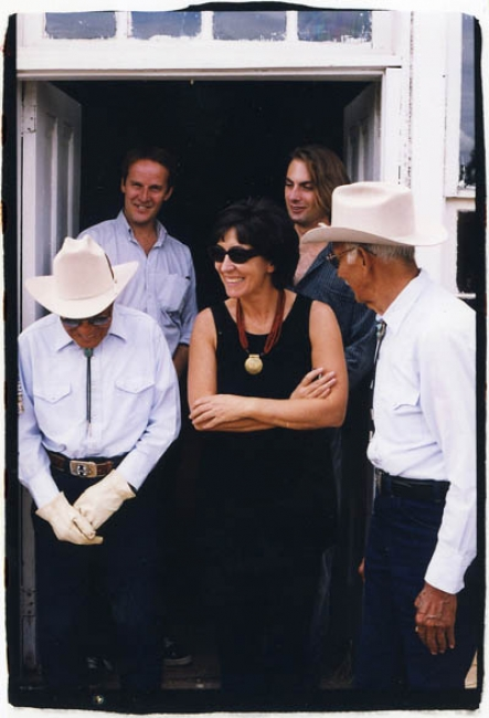 Rosa Martínez, 3aBienal SITE Santa Fe, New Mexico, 1999