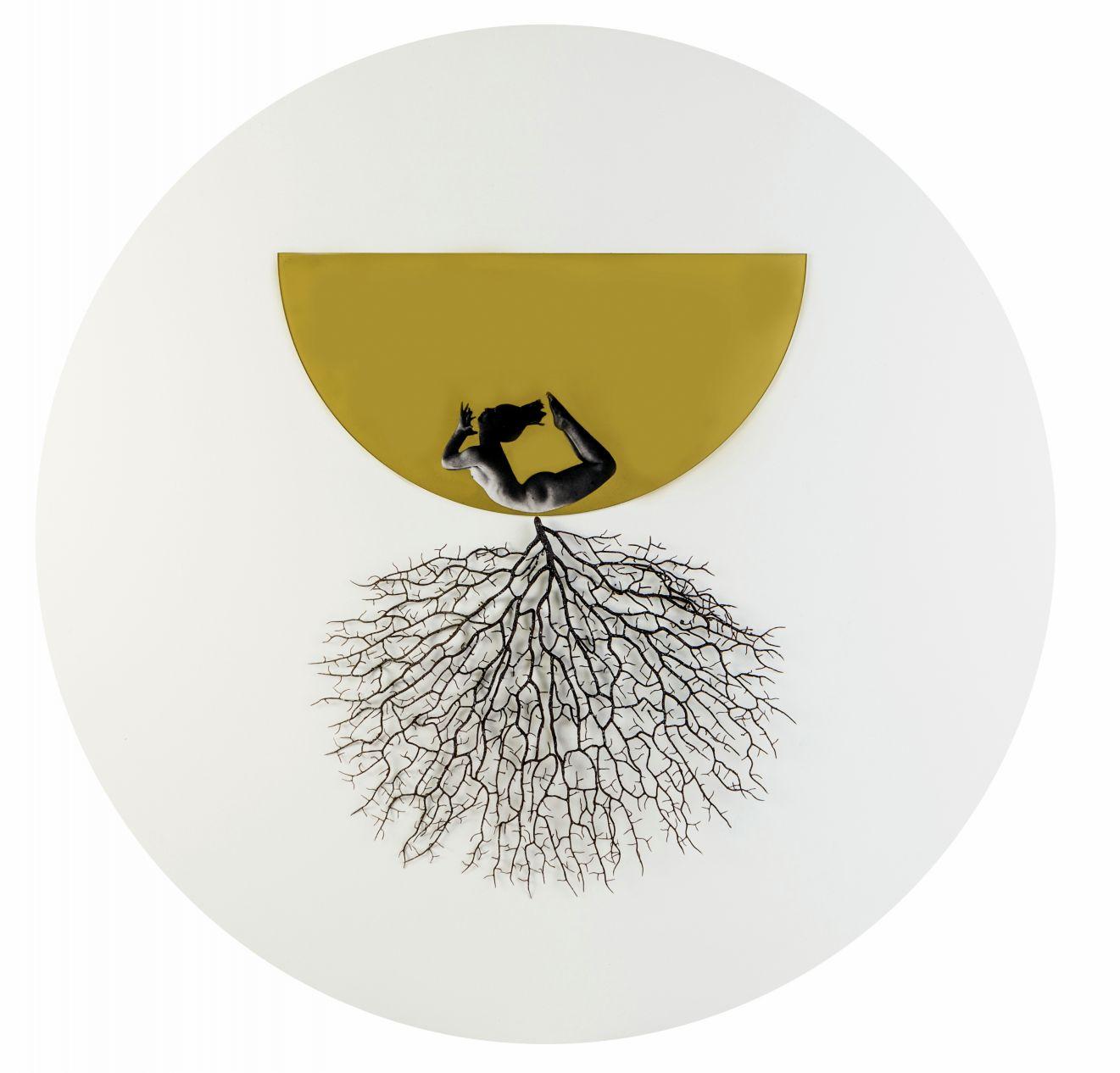 """Fractal """"A"""" (2018) - Miriam Martínez Abellán"""
