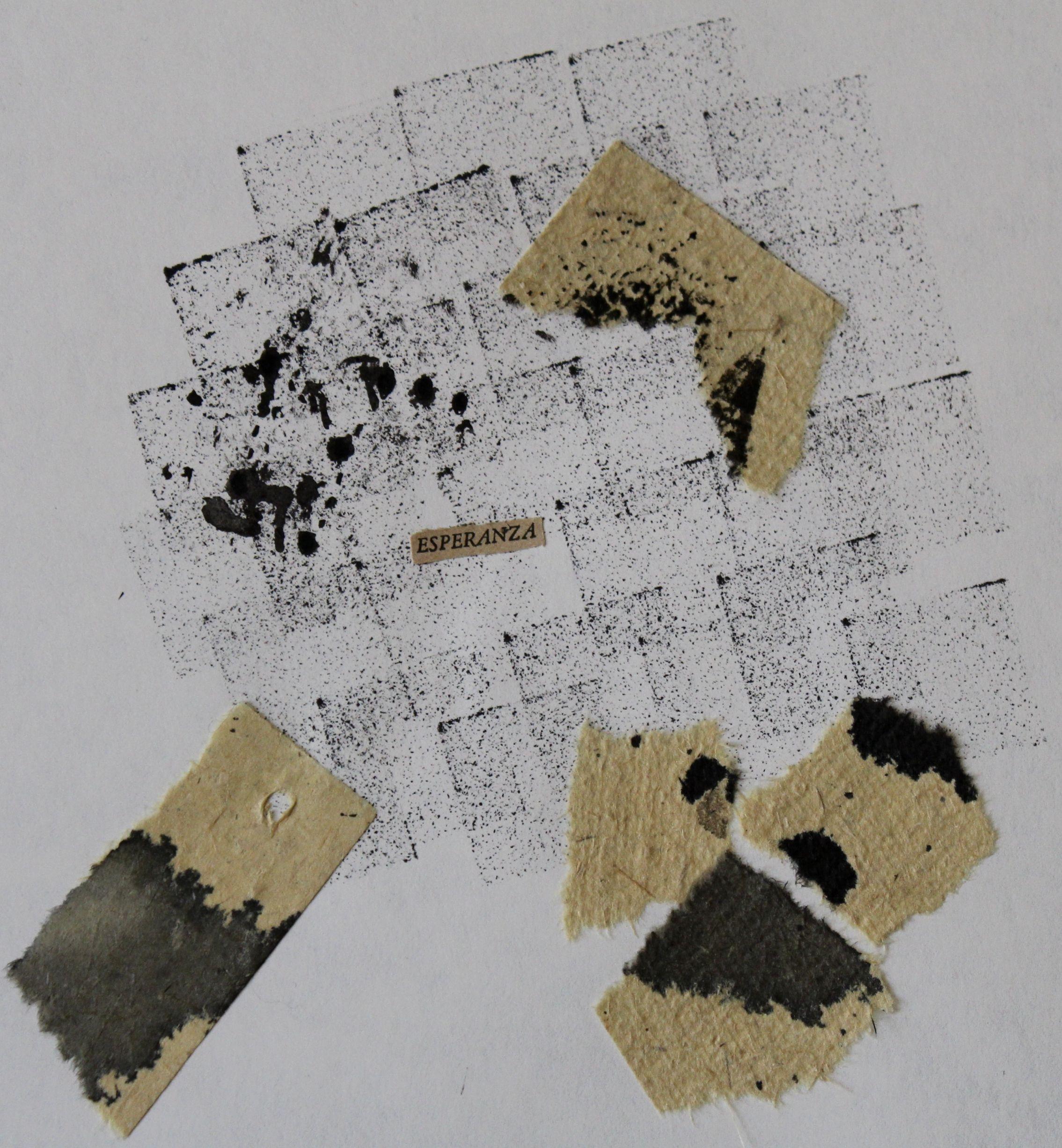 Sesgo (De la serie: Todo es mentira) (2017) - María Ruisánchez Ortega - Werly