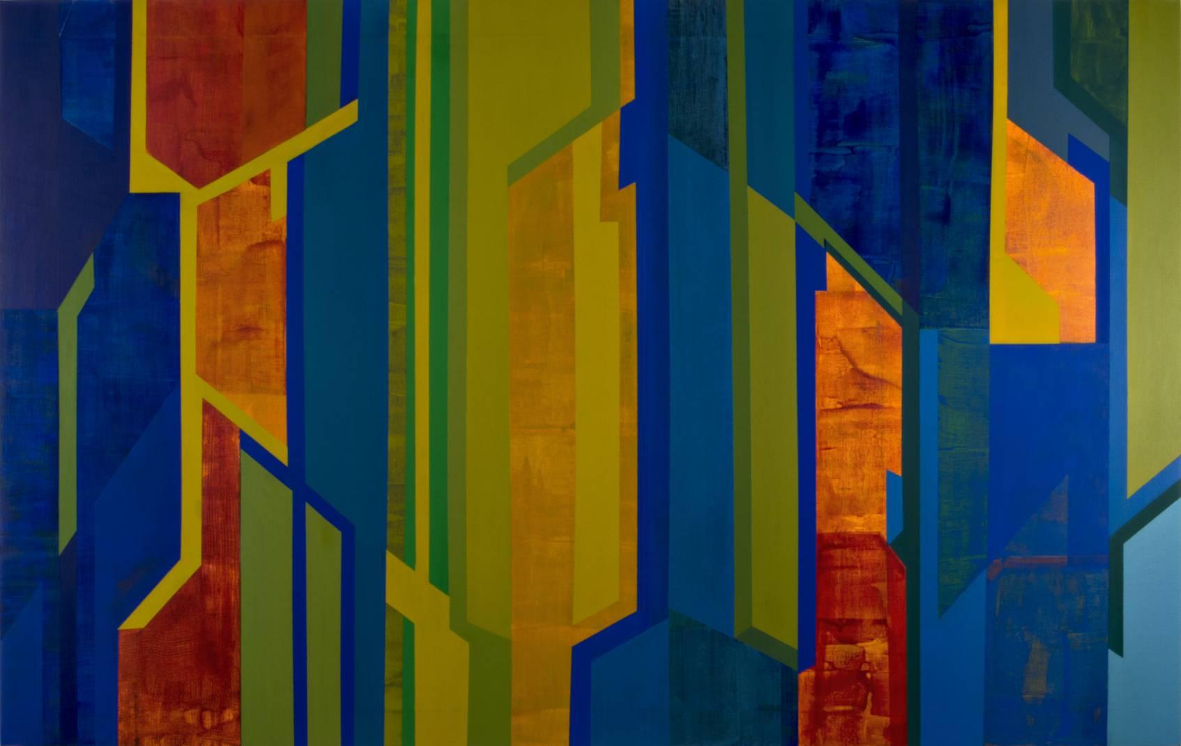 Latitudes serie 5/ Memoria fragmentada (2018) - Bayardo Blandino