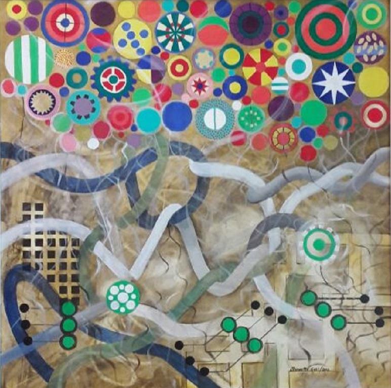Universo de mecanismos (2016) - Jeannette Colil