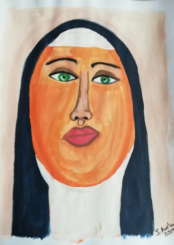 Monja (2019) - Yaneth Evangelina Avila Pinto