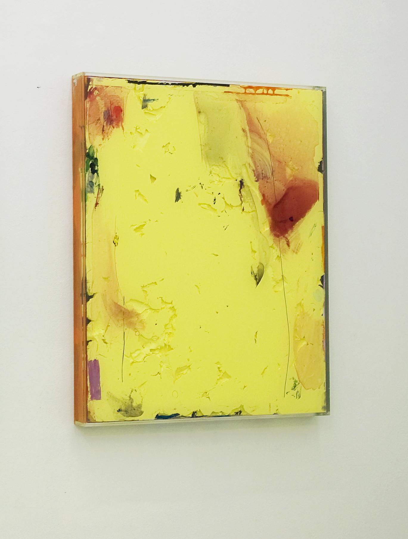 Coágulo amarillo mediano (2014) - Marion Thieme