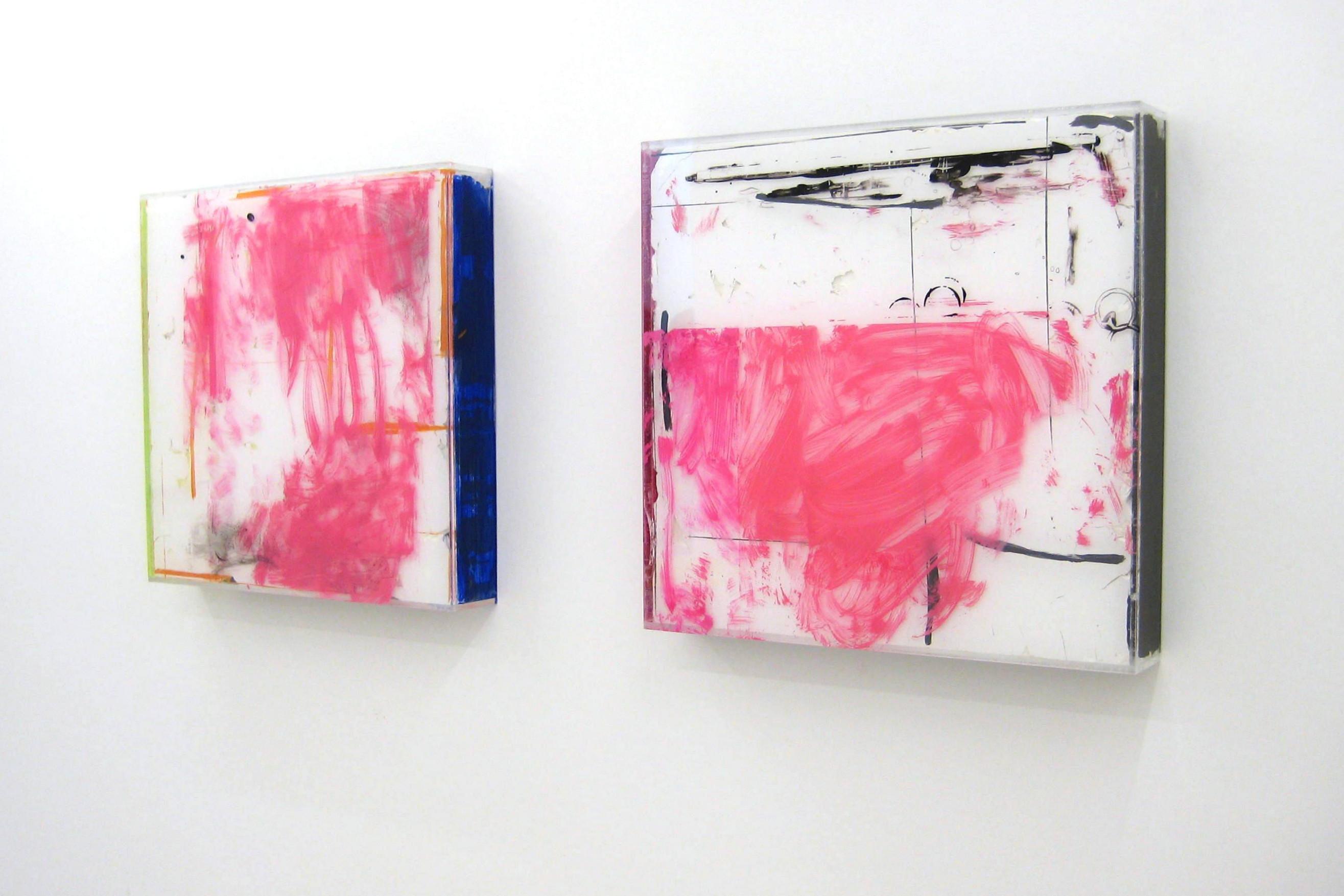 Coágulo Blanco-Pink 1 (2008) - Marion Thieme