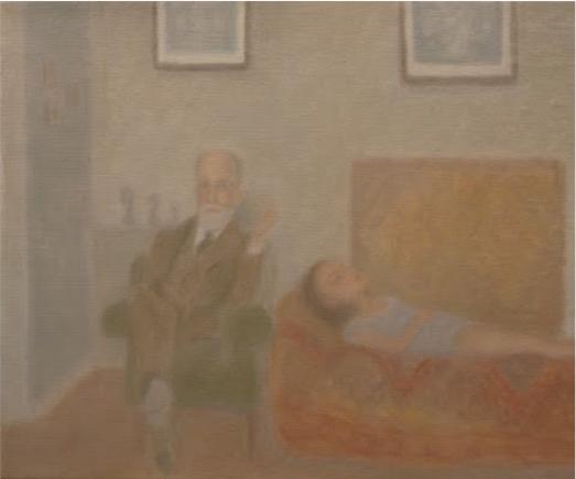 Au revoir Mr. Freud (2011) - Chechu Álava