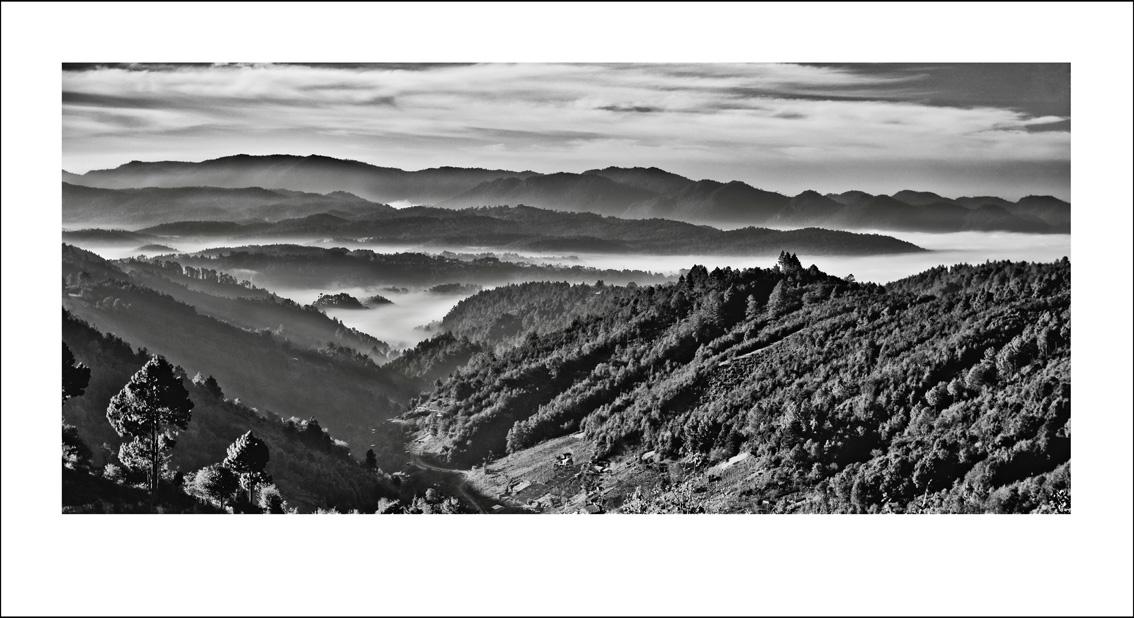Chiapas Nubes