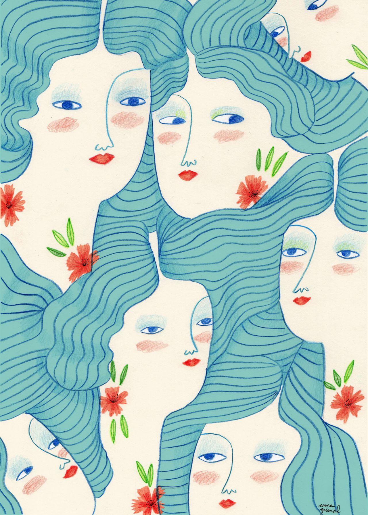 Flamencas (2016) - Anna Grimal