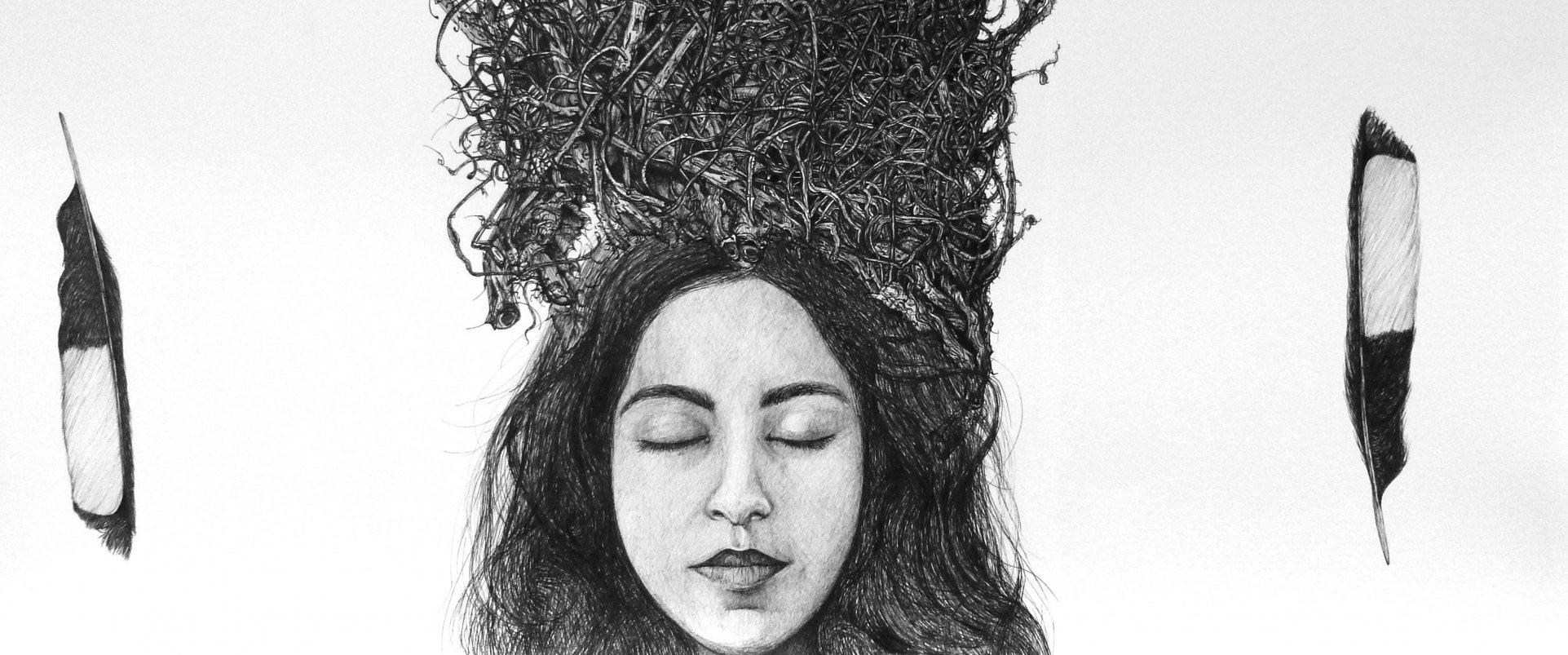 Durmientes, Tendida entre los abedules. Homenaje a los desaparecios en Argentina (2013) - Liliana Inés González Soria