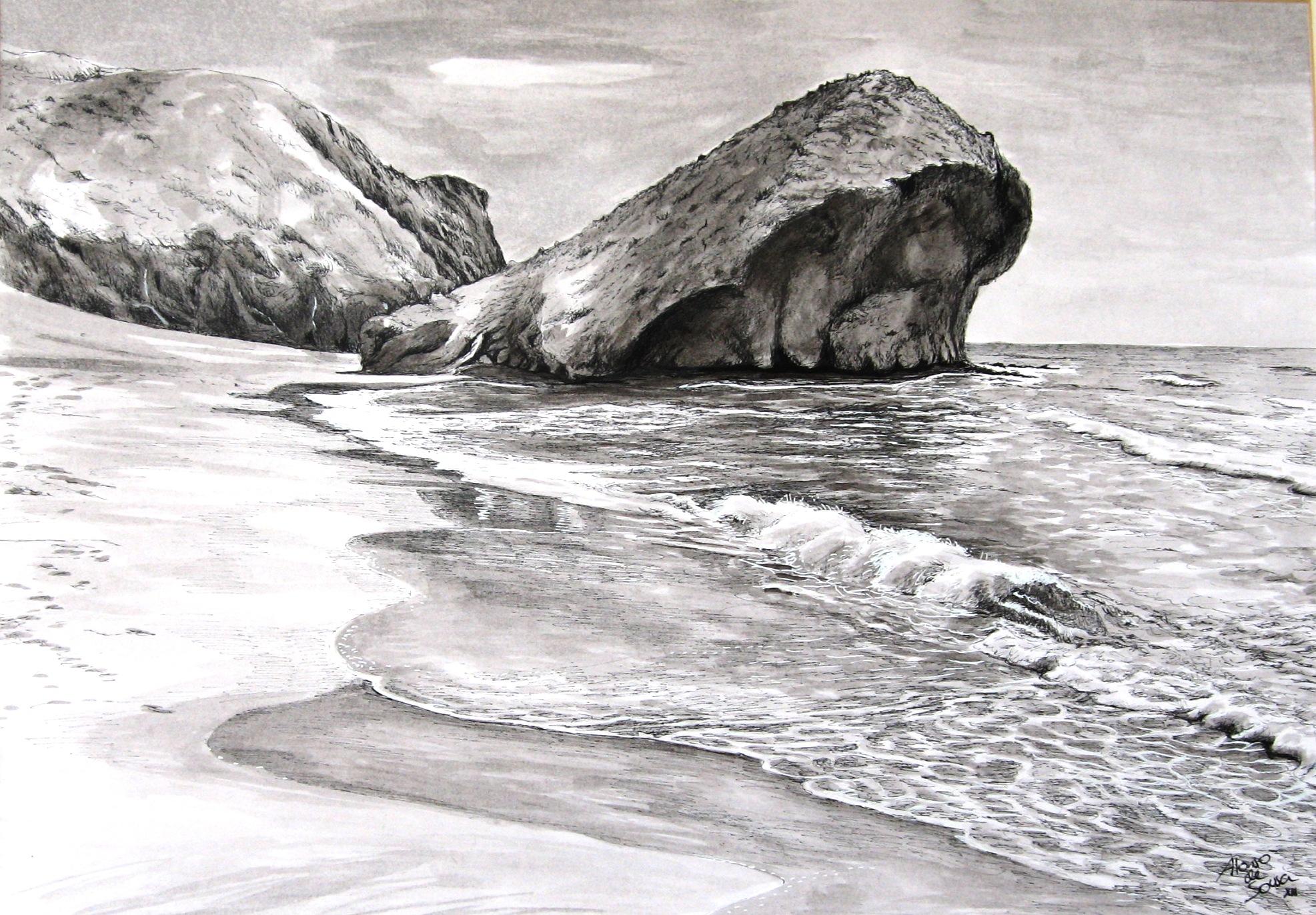 Playa Monsul (2013) - Alonso de Sousa