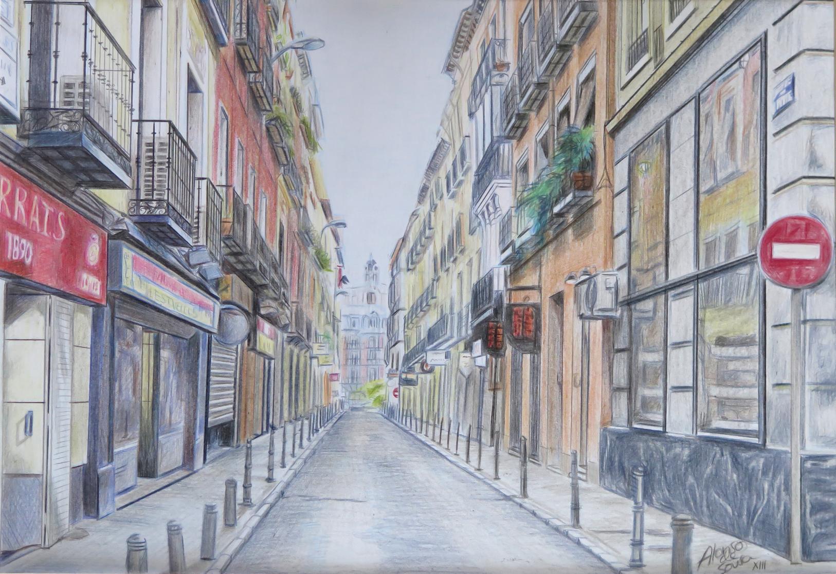 Calle San Bartolomé (2013) - Alonso de Sousa