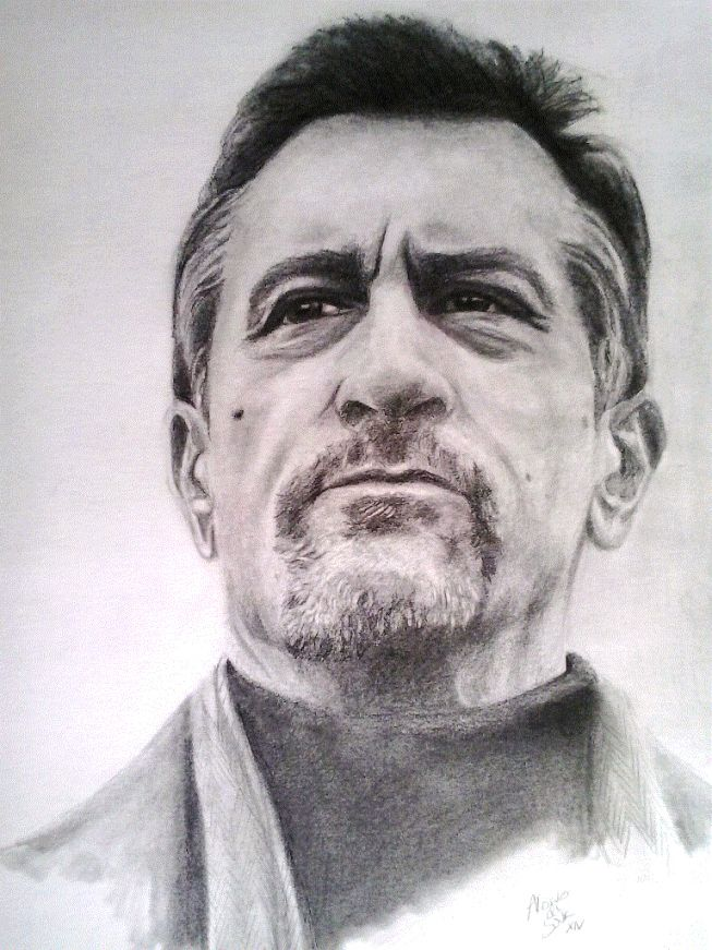 DeNiro. Retrato (2014) - Alonso de Sousa