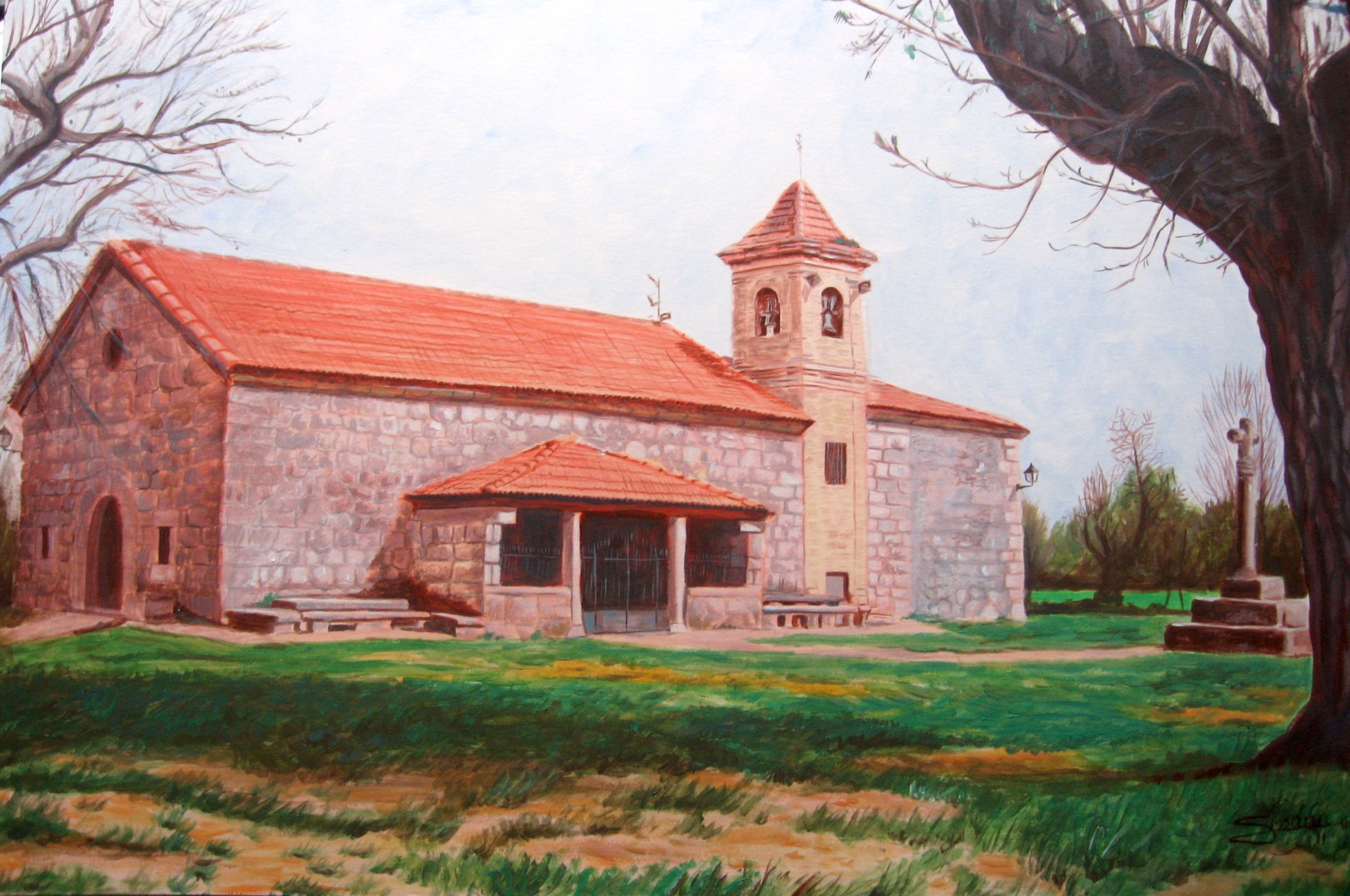 Ermita de La Vega (2011) - Alonso de Sousa