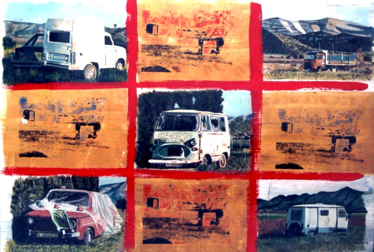 Cotxes i paisatge (2005) - Sergi Ramírez