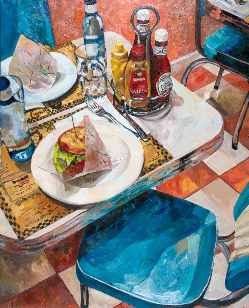 Breakfast in America (2013) - Óscar Garcés Olozagarre