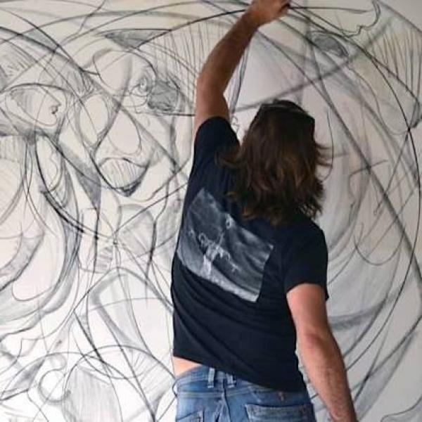 Dibujando en Hungría