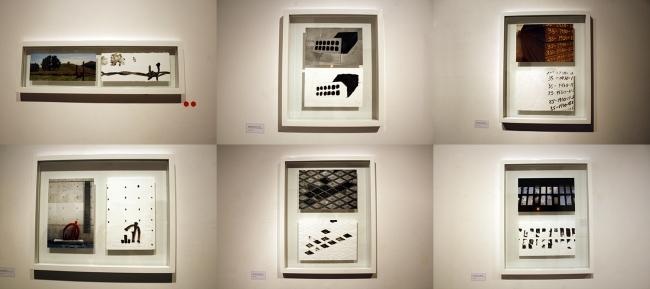 Exposición Figuras y Monotipos Antonio Carralón (2010)