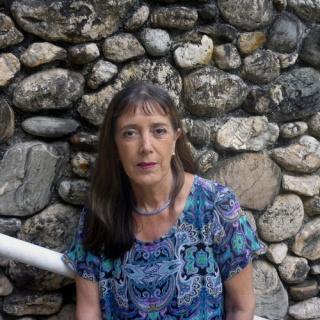 Retrato de Carmen Hernández — Cortesía de Juan Herrera