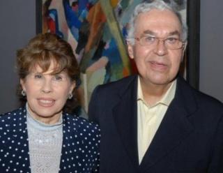 Sérgio e Hecilda Fadel