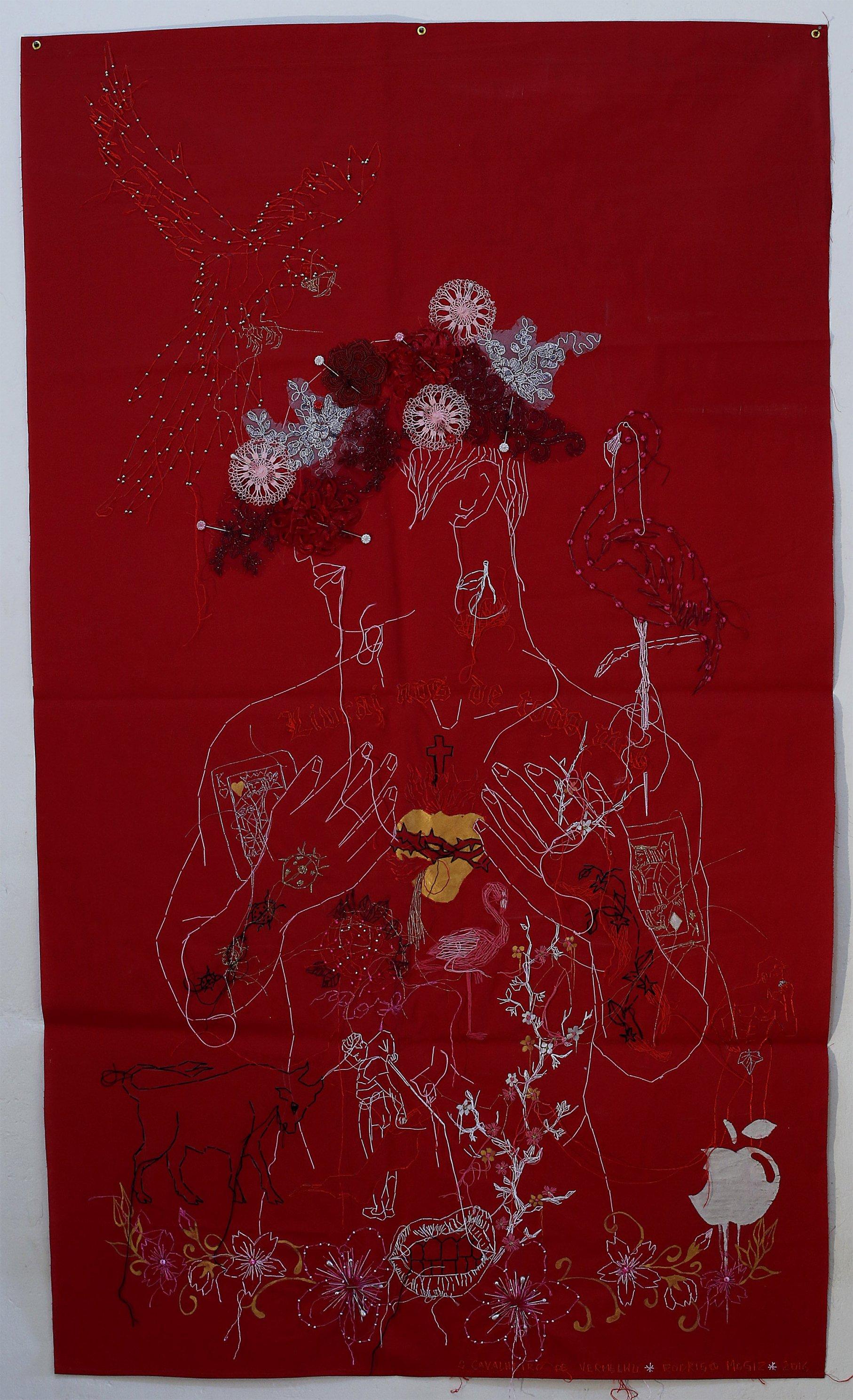 O Cavalheiro de Vermelho (2015) - Rodrigo Mogiz