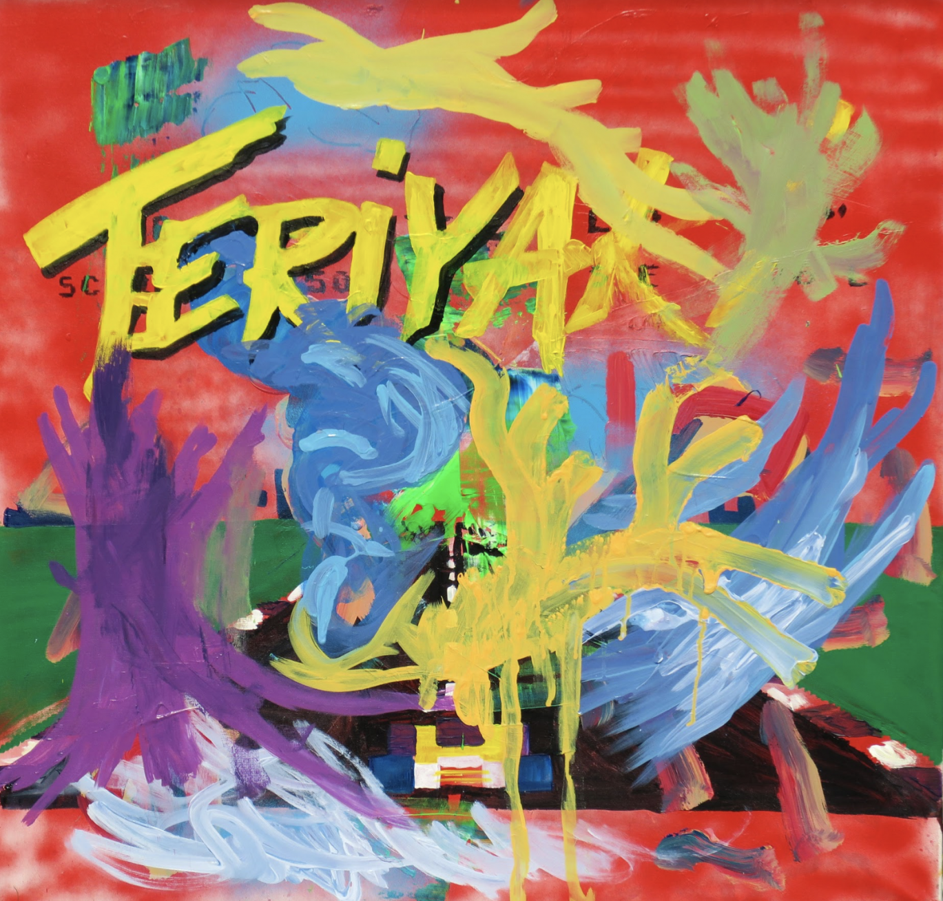 Teriyaki (2017) - Marcos Gonzalez Cutre - Jantus