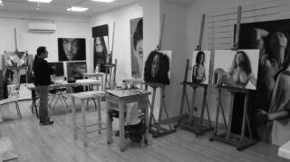 Enrique Donoso en el Estudio