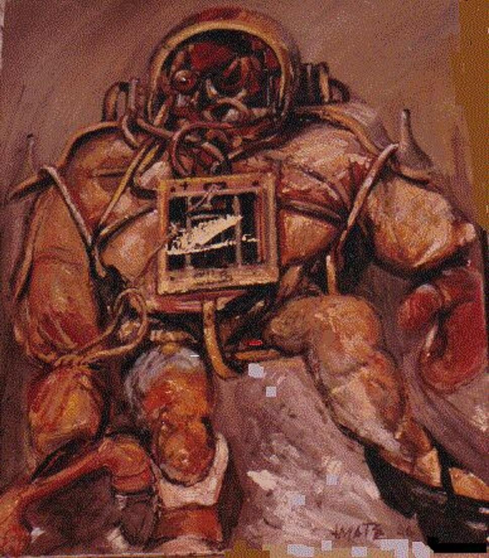 Cosmonauta (1980) - Miguel Amate