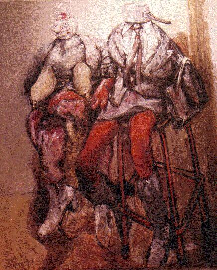 Pareja (1988) - Miguel Amate