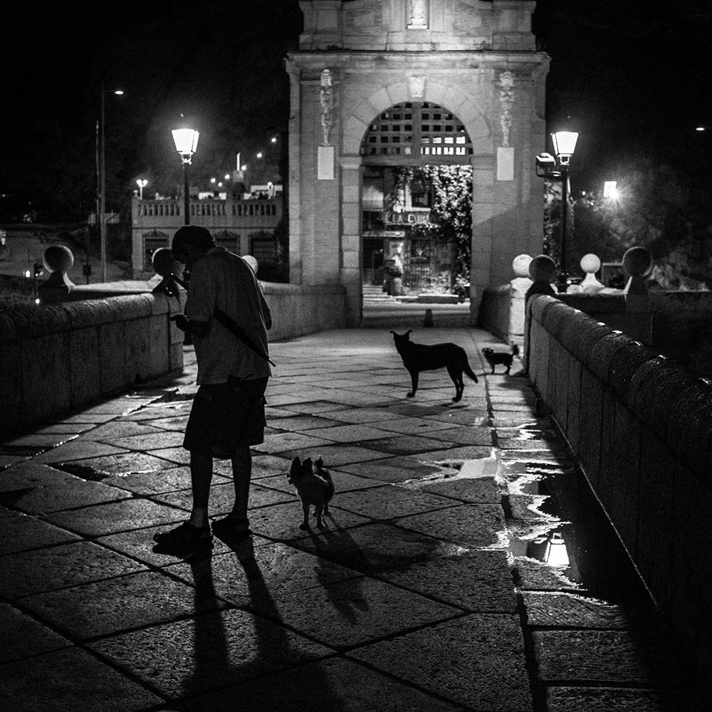 La noche encontrada 04 (2016) - Ezequiel Félix Pantoja Martínez