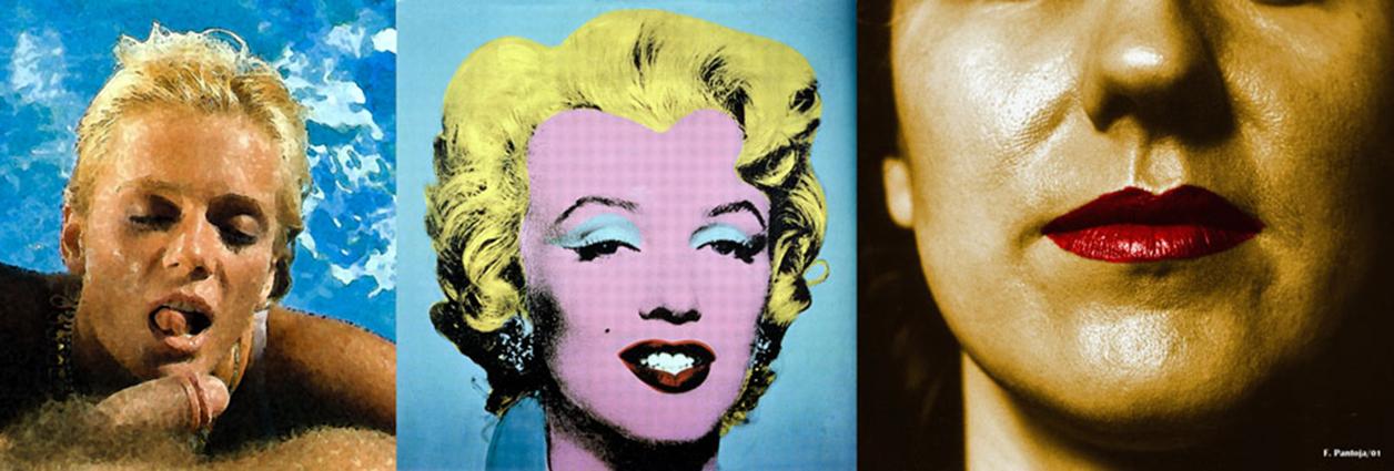 Influencias- Warhol