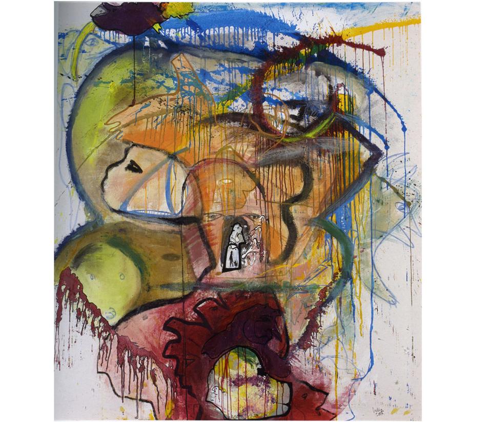 Retrato (2013) - Lidia Toga